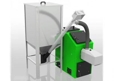 16 kW galingumo